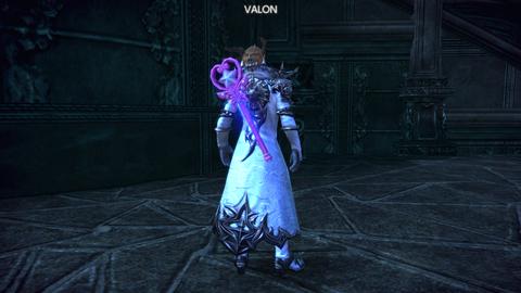 VALON メル服後ろ