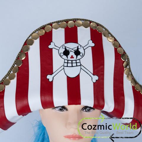 ONEPIECE バギー 海賊帽子