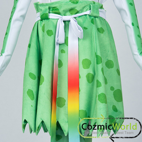 けものフレンズぱびりおん けものフレンズ セーバル コスプレ衣装 衣装制作 小道具制作