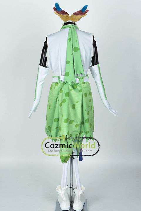 けものフレンズぱびりおん けものフレンズ セーバル コスプレ衣装 衣装制作 オーダーメイド
