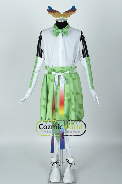 けものフレンズぱびりおん けものフレンズ セーバル コスプレ衣装 衣装制作