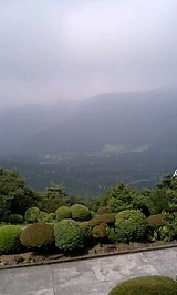 箱根の景色