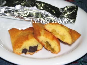 ホイルケーキ3種