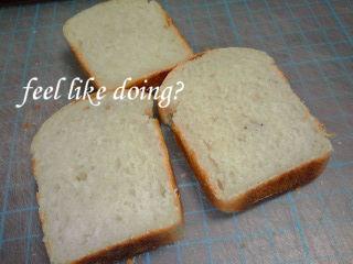 やっぱり酸っぱいパンに…