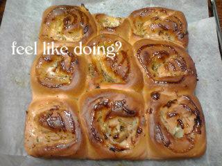 じゃがいものパン