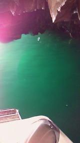 浄土ヶ浜  青の洞窟からの風景