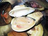 鹿島の大ぶりの蛤です。