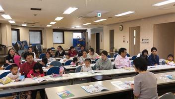 中国語教室生徒