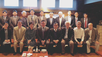 九州ブロック会議参加者