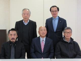 東京華助中心新会長