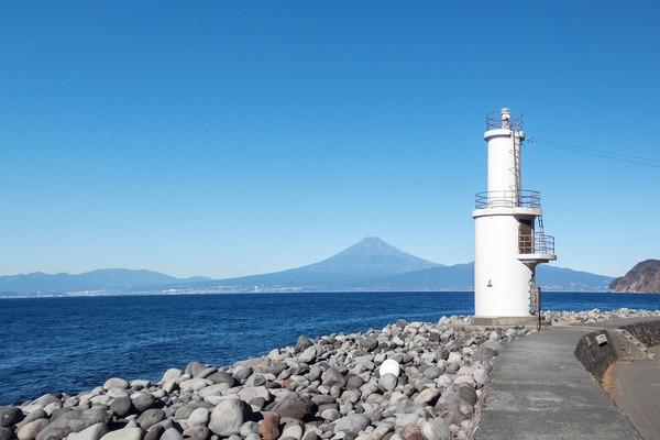 戸田御浜岬