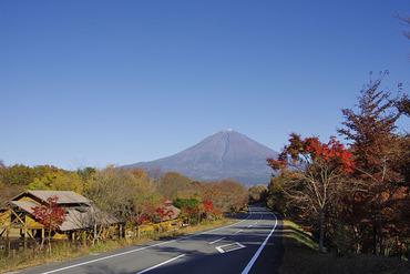田貫湖の紅葉2011