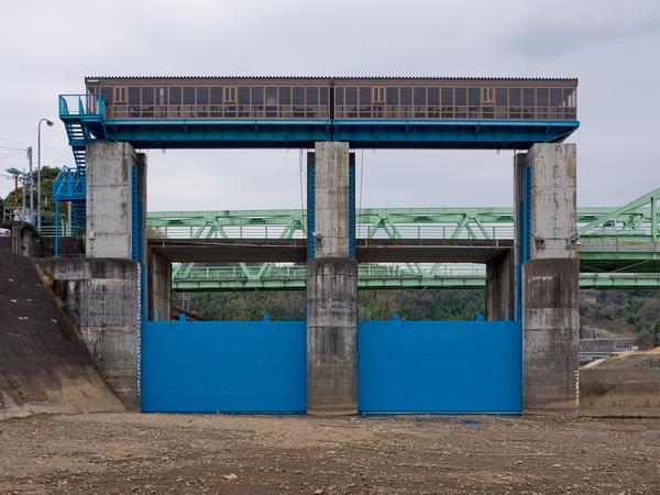 Kanogawa Drainage Canal Separating Weir 4