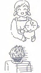 川柳イラスト