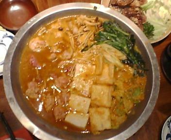キム鍋after