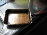 銅のフライパン