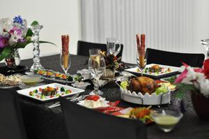クリスマスディナー15