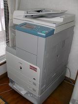 コピー機全体