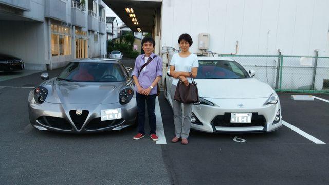 すべてのモデル アルファ ロメオ 4c 納車 : alfa4u.doorblog.jp