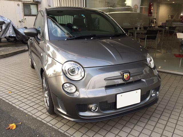 アバルト : アバルト 595 コンペティツィオーネ 試乗 : alfa4u.doorblog.jp
