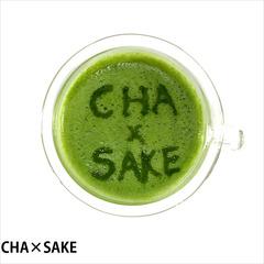 抹茶×甘酒HOTドリンク