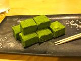 薩摩酒肴屋 蘇麻HANARE(抹茶生チョコ)
