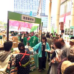 5/11(土)・12(日)「令和新茶まつり」開催します!