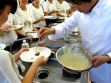 日本茶の楽しみ方・鹿児島南高校06