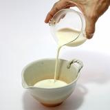 抹茶ソイラテ 作り方1