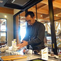 日本茶を楽しむワークショップ、大好評でした