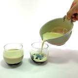 抹茶チョコのホットドリンク6
