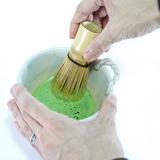 抹茶×甘酒HOTドリンク(作り方3)