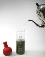 【フィルターインボトル使い方】お茶(HOT)編04