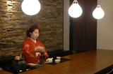 和カフェ「桜の詩」店内