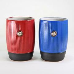 お茶の香りを引き立てるオリジナルカップ-TAWARA-