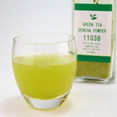 テレビで話題に! 粉末緑茶が大人気です♪