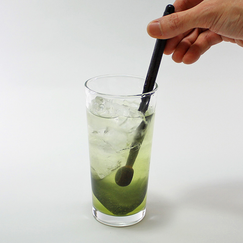 お酒をお茶で割る「緑茶ハイ」、どんどん増えています!