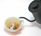 生姜紅茶サイダーの作り方1