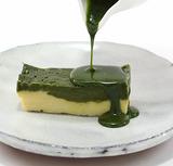 焼かない大人の抹茶チーズケーキ作り方011
