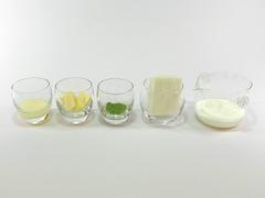 ふわふわ抹茶モチの作り方(材料)