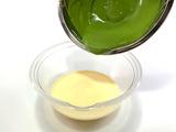 抹茶マーブルアイスの作り方06
