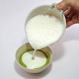 抹茶ソイラテ 作り方7