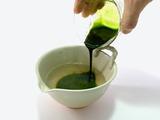 抹茶ゼリードリンクの作り方02