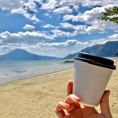 当店のお茶を使ったドリンクが移動式カフェに登場(POCO-CAFE)