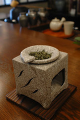 「茶香炉」