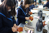 美味しいお茶のいれ方授業山下小学校03