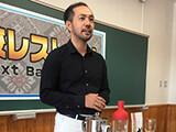 2019.08 奄美高校「高校生レストラン」日本茶監修9