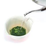 抹茶×甘酒HOTドリンク(作り方2)