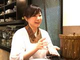 薩摩酒肴屋 蘇麻HANARE(女将の池田沙織さん)