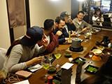 2019.03 香港より 後閑信吾氏、世界的バーテンダーの方々来店3